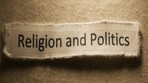 stay away from politics and religion